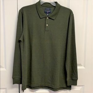 Saddlebred Sweater Size L Sioux Olive New